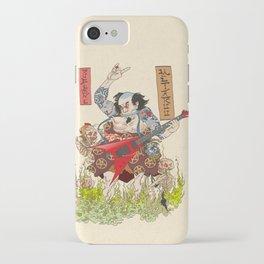 Metaruu! iPhone Case