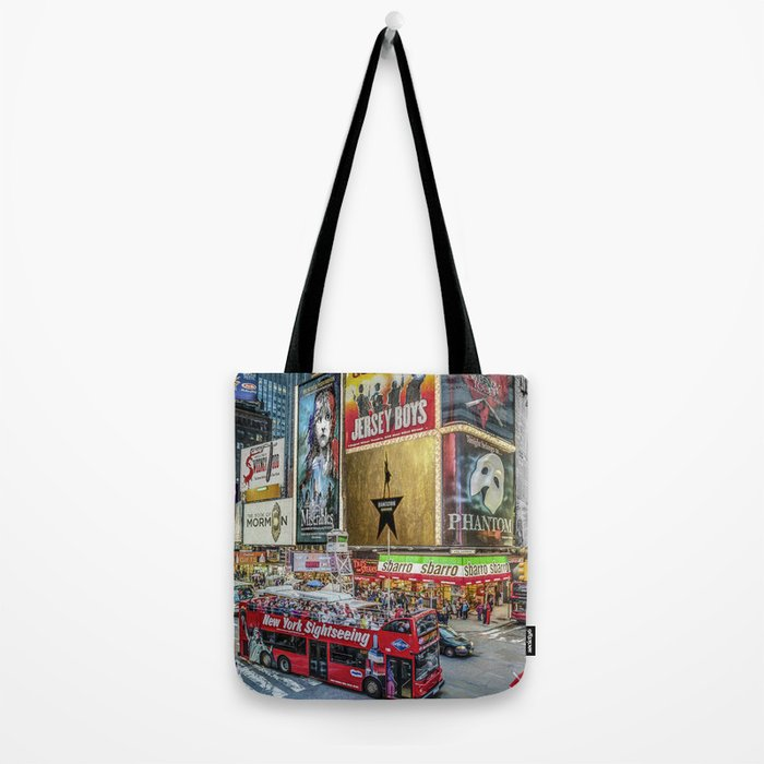 Times Square II Special Edition I Tote Bag