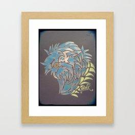 thing  Framed Art Print
