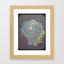 thing  Framed Art Print