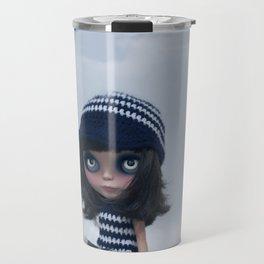 Erregiro Blythe Custom Doll The Hope Sailor Travel Mug