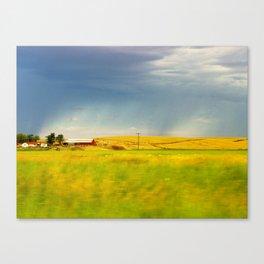 Untitled 8. Canvas Print