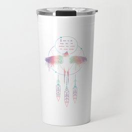 Dear Swallow Bird Travel Mug