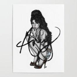 Amy III Poster