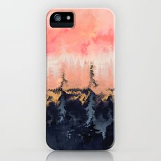 Abstract Wilderness iPhone SE Slim Case
