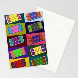 Retro Super Nintendo controller Stationery Cards