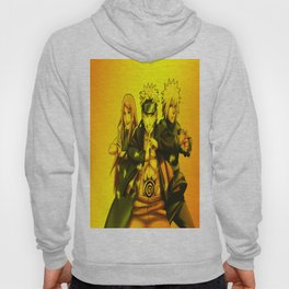 naruto and friends Hoody
