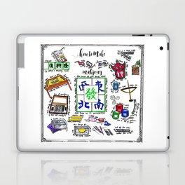 How to make Mahjong? Laptop & iPad Skin