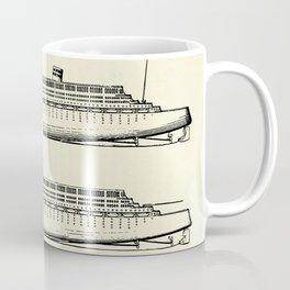 Steamship-1937 Coffee Mug