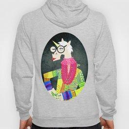 Iris the Unicorn of Fashion Hoody