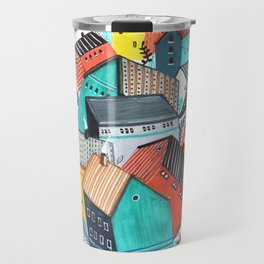 Tumble Town  Travel Mug