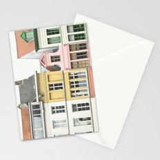 Gent Houses Stationery Cards