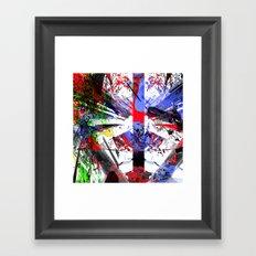 vierphormt Framed Art Print