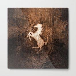 The Wild Horse Metal Print
