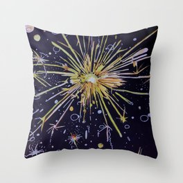There is a Spark Throw Pillow
