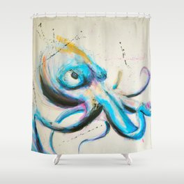 Octo Shower Curtain