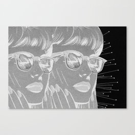 ...Double... Canvas Print