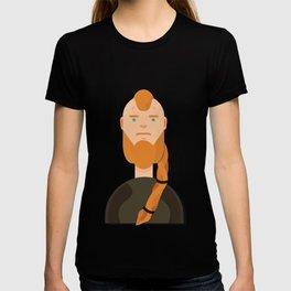 Ragnar Lodbrok-Vikings T-shirt