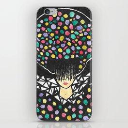 LADY NINE iPhone Skin