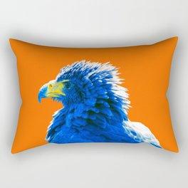 Plucky plumage Rectangular Pillow