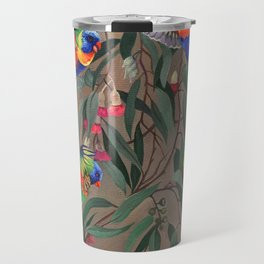 Birds of Paradise. Travel Mug