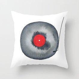Spin me around Throw Pillow