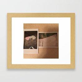 Light on Dark & Dark on Light Framed Art Print