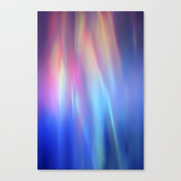 Heavenly lights in water of Life-3 Canvas Print