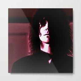 Adam - Only Lovers Left Alive X Metal Print