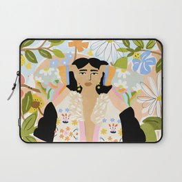 I Want To See The Beauty In The World Laptop Sleeve