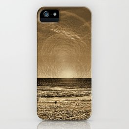 aspiciens ut Sol Temperat iPhone Case