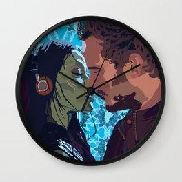 Pelvic Sorcery Wall Clock