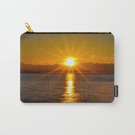 Seattle twilight Carry-All Pouch