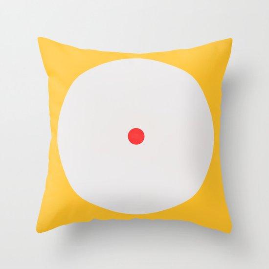 Awake Study 1 Throw Pillow