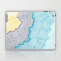 Color Waves Laptop & iPad Skin