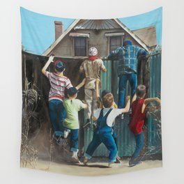 The Sandlot Wall Tapestry