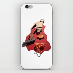 Dillinger iPhone & iPod Skin