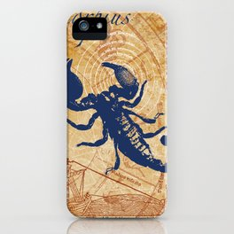 scorpius | skorpion iPhone Case