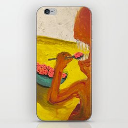 Part of This Complete Breakfast iPhone Skin