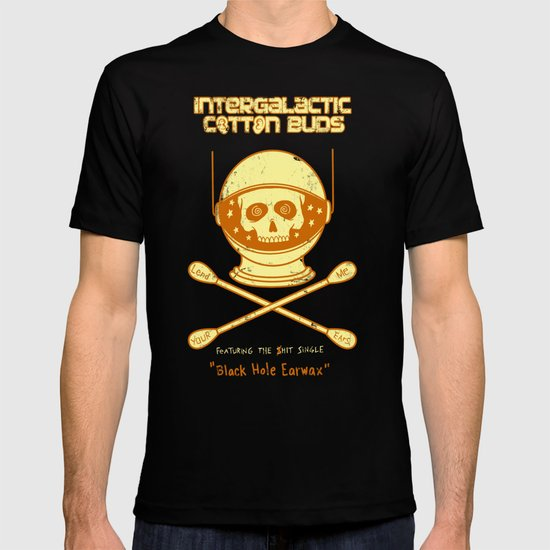 Intergalactic Cotton Buds T-shirt