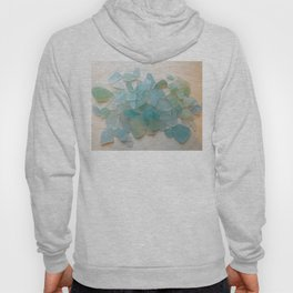 Ocean Hue Sea Glass Hoody