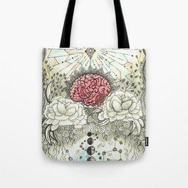 Transcend Your Mind Tote Bag