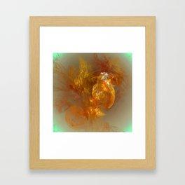 Autumnfantasy Framed Art Print