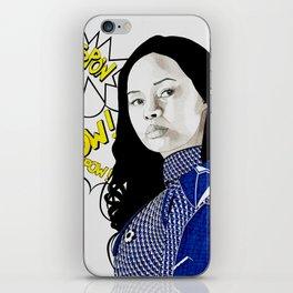 Frankie Adams iPhone Skin