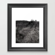 The Thorn Triangle - The Wire fence Framed Art Print