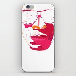 Zebra_Katz ANALOG zine iPhone Skin