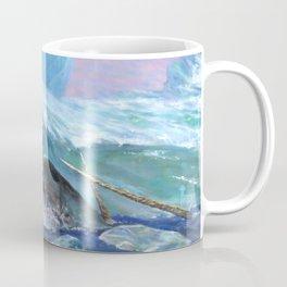 Narwhals at Play Coffee Mug