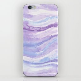 Abstract textile iPhone Skin