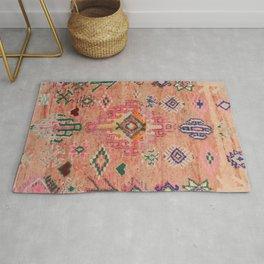 Moroccan Berber Traditional Carpet Rug