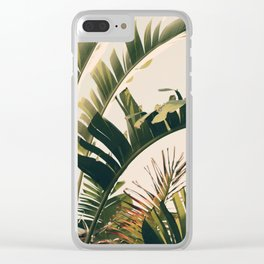 Tropic Sky Clear iPhone Case